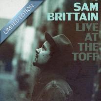 cover_SamBrittainLiveAtTheToff_LimitedEdition
