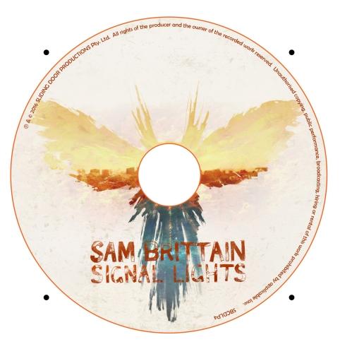 Signal Lights CD Design